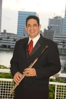 Founder and President of JAZZONIAN, Bobby Ramirez